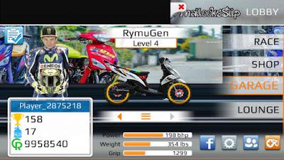 Drag Racing Bike Edition Apk Mod Motor Indonesia For Android Terbaru