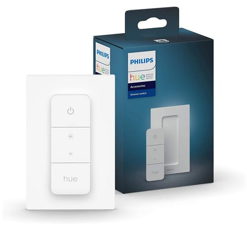 Philips Hue v2 Smart Dimmer Switch and Remote