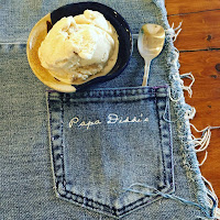 denim placemat
