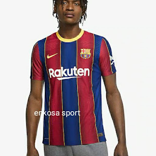 Jual Jersey Barcelona Home 2020-2021