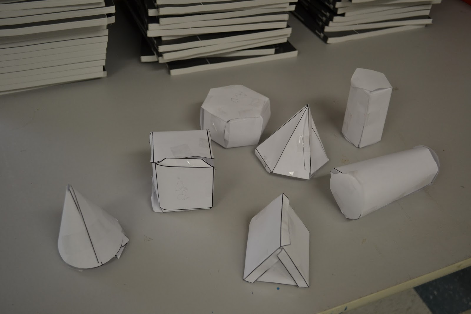 Math To The 7th Power 3d Shapes Exploration