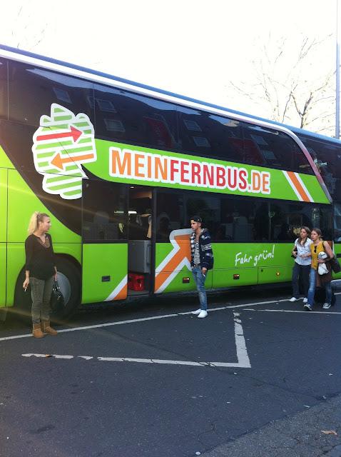 Ônibus Mein Fernbus - Alemanha
