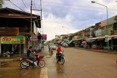 Main Street Savannakhet