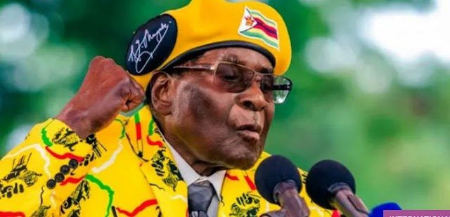 The previous leader of Zimbabwe bites the dust at 95