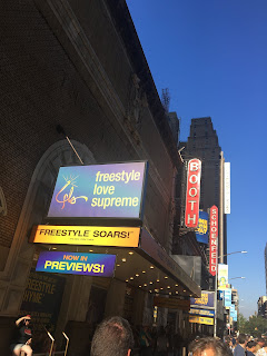 Freestyle Love Supreme Broadway Theatre Now In Previews