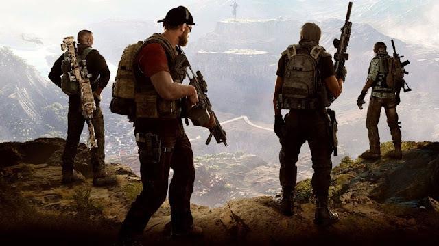 Imagem do Tom Clancy's Ghost Recon Wildlands