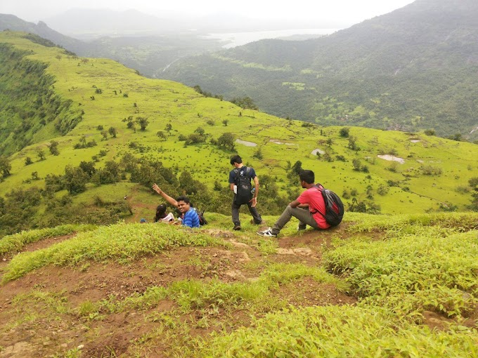 Garbett Point Trek Matheran
