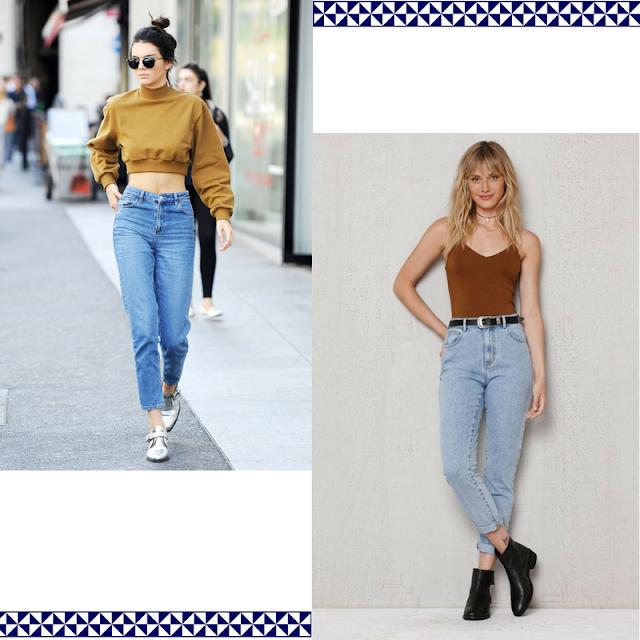 #Moda: Mom Jeans