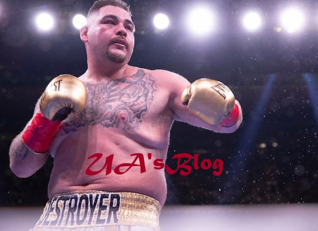 Andy Ruiz Reveals What He Will Do Ahead Of Rematch With Joshua