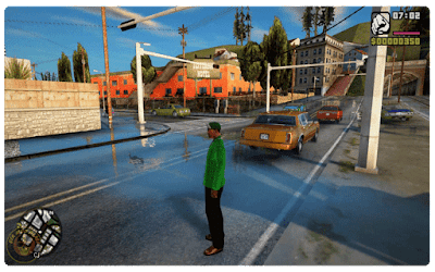 gta san andreas ultra realistic graphics mod pc