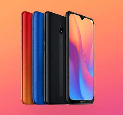 xiaomi launch redmi 8Aa 5000mah battery and 18w fast charging