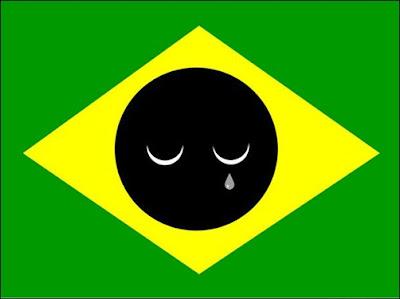 Ando farto do Brasil
