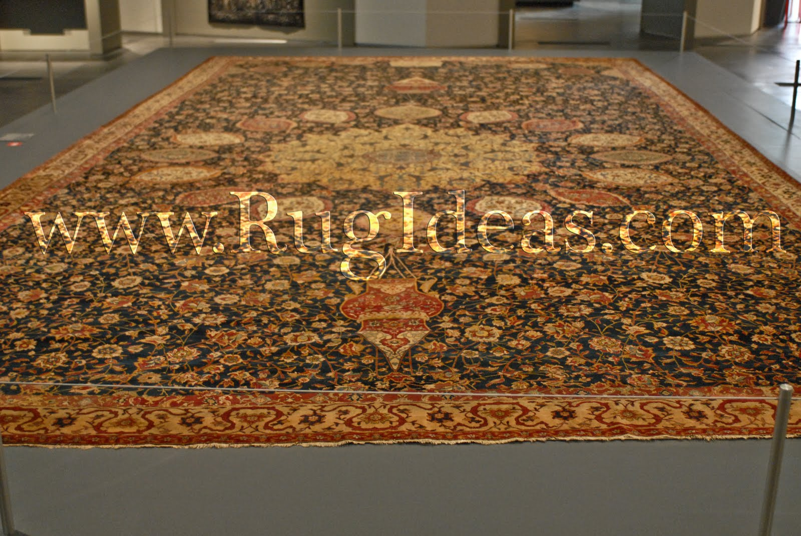 Ardabil Carpet: Ardabil Carpet and Gift of the Sultan ...