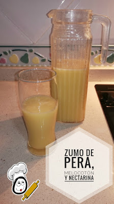 zumos thermomix naturales