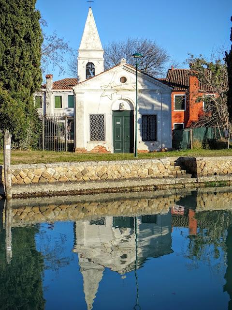 Oratorio di Sant' Eurosia, Le Vignole, Venice