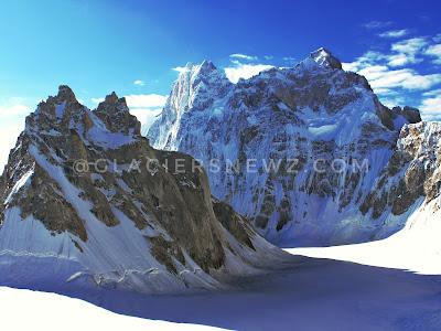 Glaciers In Gilgit Baltistan,K2,Shigar