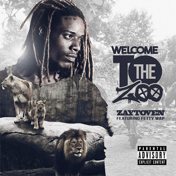 Zaytoven - Welcome to the Zoo (feat. Willie Maxwell) - Single Cover