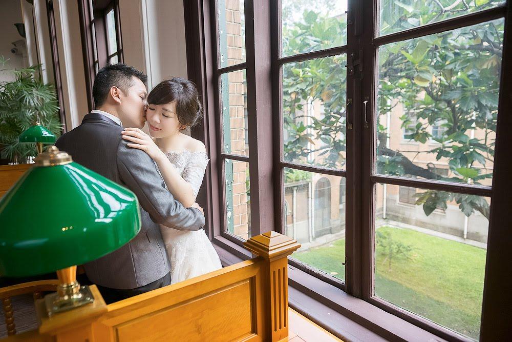 自助婚紗 | 婚紗 | 自主婚紗 | 台北婚紗 | 台大校史館 | 華山藝文中心 |