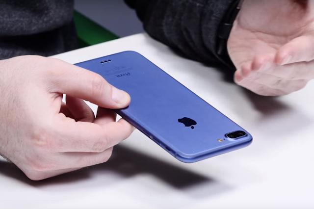 Conheça o protótipo do novo iPhone 7 Plus