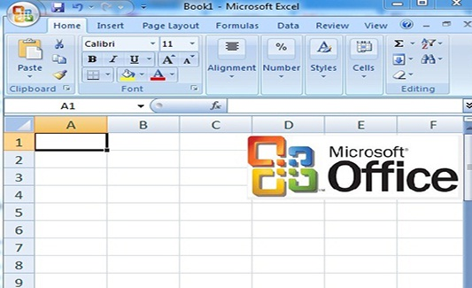 use microsoft offices excel program this is most commonly used by businesses who buy a license for all of the computers in their office