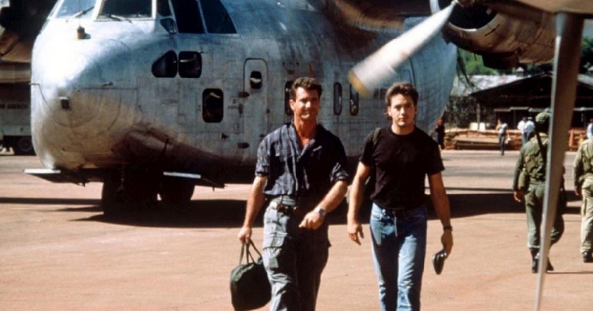 The Ace Black Movie Blog: Movie Review: Air America (1990)