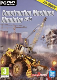 Download Construction Machines Simulator 2016 - PC (Completo)