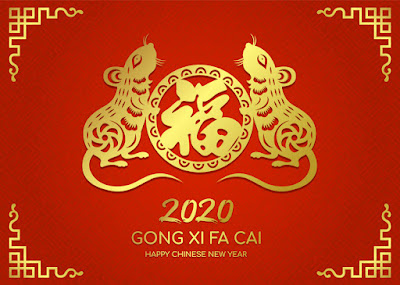 Happy Chinese New Year 2020 Images for Whatsapp
