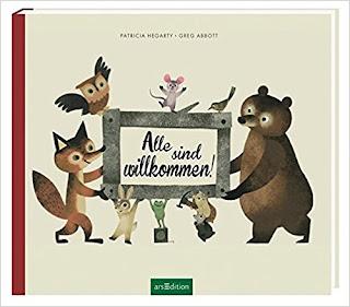Cover von Patricia Hegarty - Alle sind willkommen!