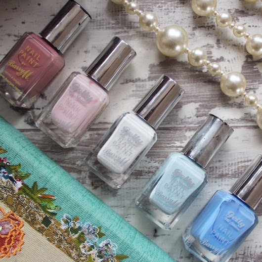 Gorgeous Nail Varnishes For Spring