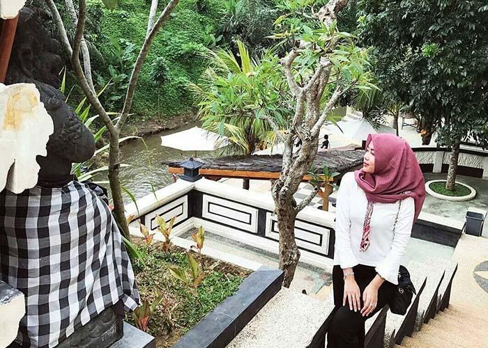 Wisata Ke T Garden Dimanja Panorama Pulau Dewata Ala Medan