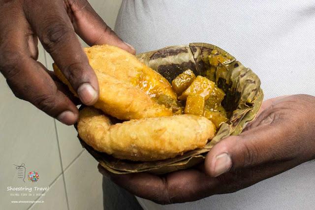 authentic bengali breakfast in kolkata