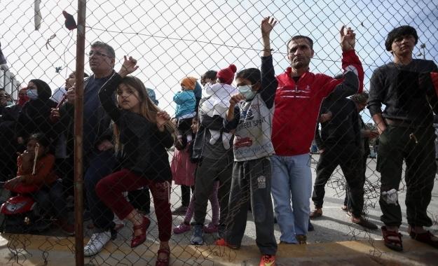Συνεχίζονται αμείωτες οι προσφυγικές ροές σε Λέσβο και Χίο