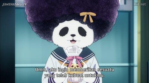 Nakanohito Genome Jikkyouchuu Episode 2 Subtitle Indonesia