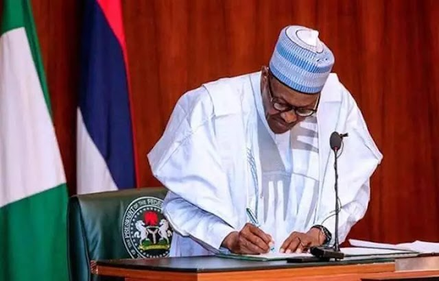 Wow what a great news: finally, Buhari makes 13 major appointments (view full list)