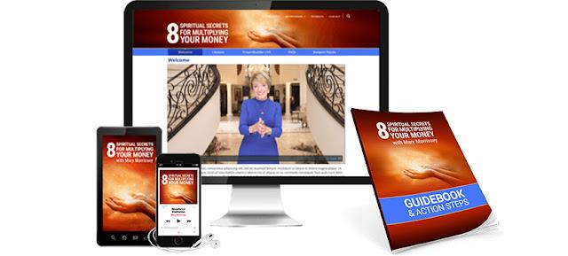 Mary Morrisey - 8 Spiritual Secrets for Multiplying Your Money (.Update 1)