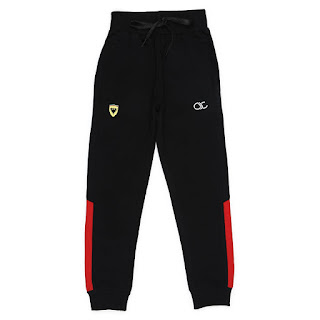 Alan Jones Clothing Boys' Regular Fit Trackpants