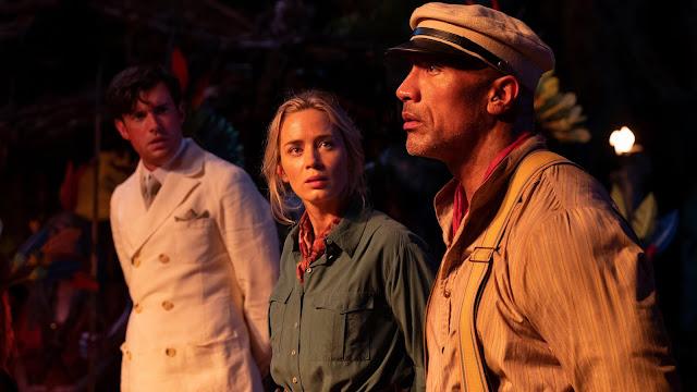 Dwayne Johnson Emily Blunt Jack Whitehall Jaume Collet-Serra | Jungle Cruise | Disney Plus