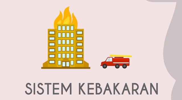 Sistem kebakaran dalam utilitas bangunan