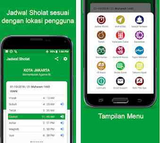Aplikasi Pengingat Sholat