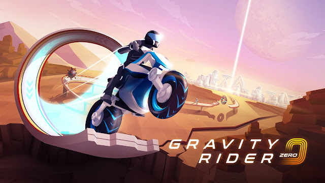 Gravity Rider Zero V1.40.0 MOD APK – KİLİTLER AÇIK