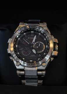 G-Shock - Premium MTG watch showcased at the BLINK Experience and Service Centre for the very first time in Sri Lanka