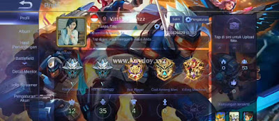 Script Background Mobile Legends Terbaru