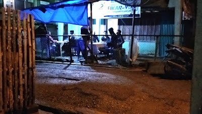 Keramaian Posko Fiyos Di Desa Mekar Jaya Dinilai Mengganggu Ketenangan Warga