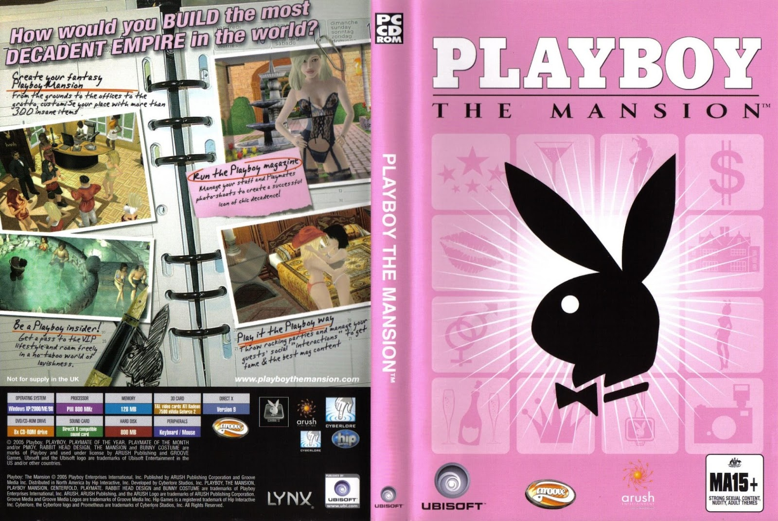 Download playboy the mansion for pc Men's Sites Online