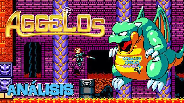 Análisis review Aggelos en Nintendo Switch