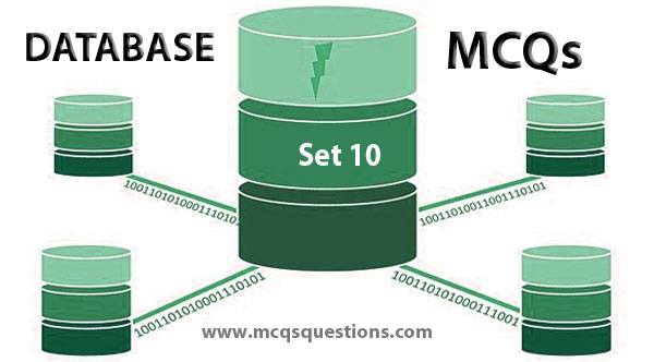 DBMS MCQ Questions With Answers Set 10