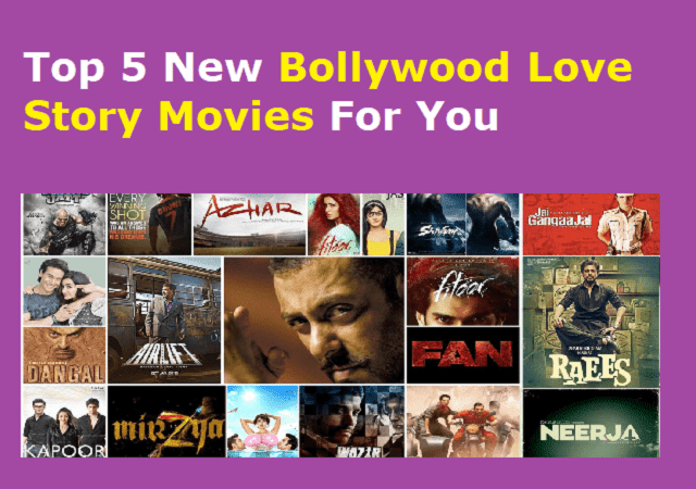 Bollywood Love Story Movies