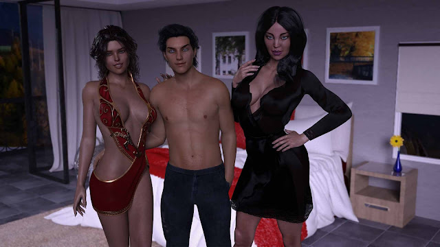 Lust Ascension Story family game