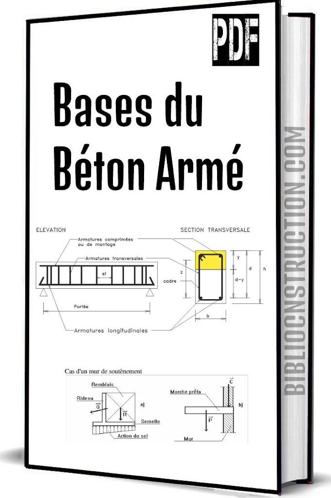 bases du béton armé pdf