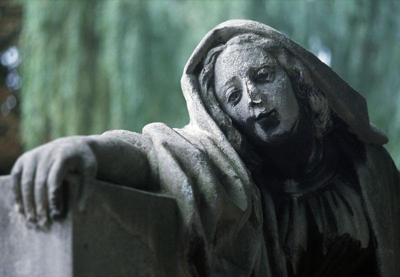 The New Cemetery of Podgorze (Krakow, Poland)